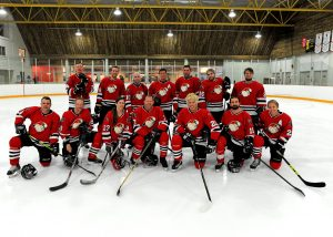 2nd Annual Memorial Hockey Game